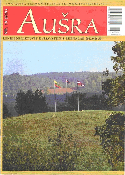 Ausra - dwutygodnik - prenumerata kwartalna już od 1,50 zł